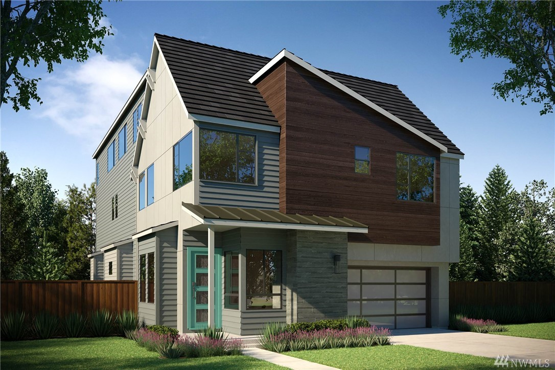Welcome home! Modern urban oasis in Redmond @ Ray Meadows! The R-270 is 3,297SF, 4 Bedrooms, 3.25 Baths. Modern floorplan, soaring 10ft ceilings, 8ft doors & popular bedroom & 3/4 bath on main. Gourmet Kitchen w/Bertazzoni & Thermador appl, Lg. Quartz island & walk in pantry! 2nd floor w/spacious Loft, huge Master Bedroom & bath w/spa style free-standing tub & massive WIC! Third floor Bonus Room w/outdoor deck is very popular for extended living & entertaining! Lake Washington School District.