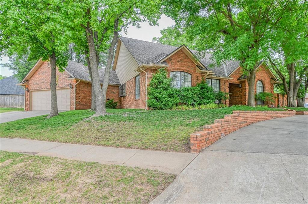 You must see this spacious home on the west side of Norman!! The home is a short drive from shopping, dining and entertainment as well as easy access to I35 and OKC! The mature trees welcome you to your new home with unbelievable curb appeal. Once inside you will enjoy a large kitchen area and spacious living area with a beautiful fireplace to enjoy with all of your friends and family. The oversized laundry room has plenty of cabinet space and a sink for convenience. The master suite is very spacious with an additional area for a study or sitting area to enjoy your favorite book or movie in privacy! The master bath has a brand new soaking tub separate shower and a large walk-in closet. Upstairs you have two large bedrooms both with walk-in closets and an oversized jack and jill bathroom providing each room with the privacy of their own bathroom. In the backyard you have a covered porch and an oversized patio area to enjoy with your friends and family! Come see this home today!
