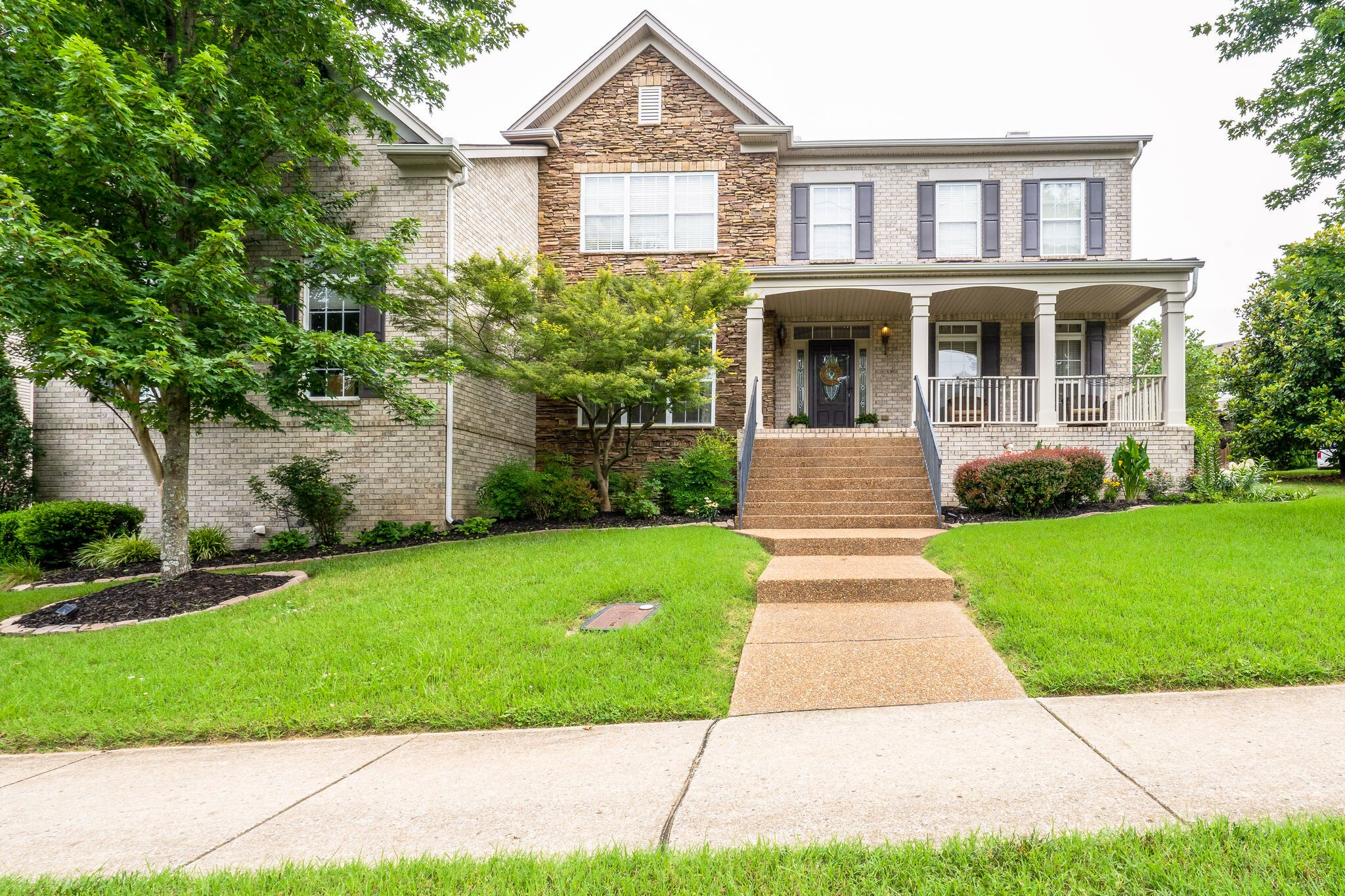 Professional Pictures added soon. Beautiful and Large Family home in the heart of everything! Open floor plan! Home Recently updated: New Roof & gutters, Quartz Countertops, SS appliances., new light fixtures and fresh paint throughout. Fabulous Neighborhood Amenities.