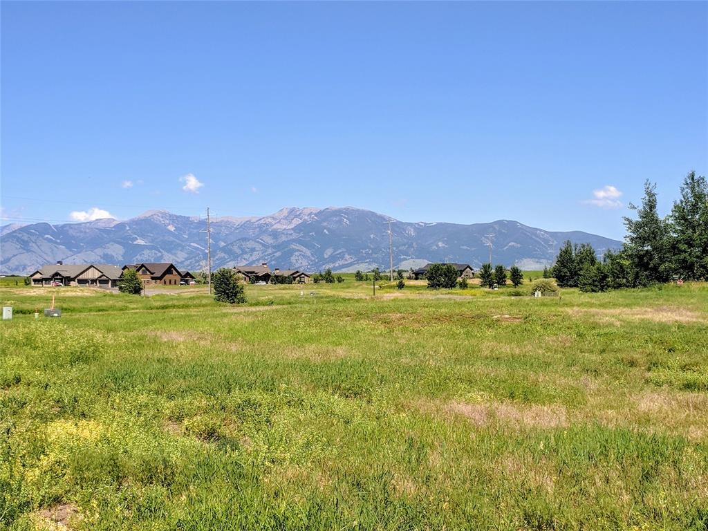 Located on the 4th tee of Black Bull golf course. This custom homesite offers Bridger mountain views and out-the-back-door access to the Black Bull Club, open space and walking trails. The property is defined by a Tom Weiskopf Championship Golf Course surrounded by some of the finest architecturally designed and built homes in the valley. Ownership includes access to Black Bull pool, tennis, fitness center, and clubhouse. Photos include amenities in the Black Bull Community.