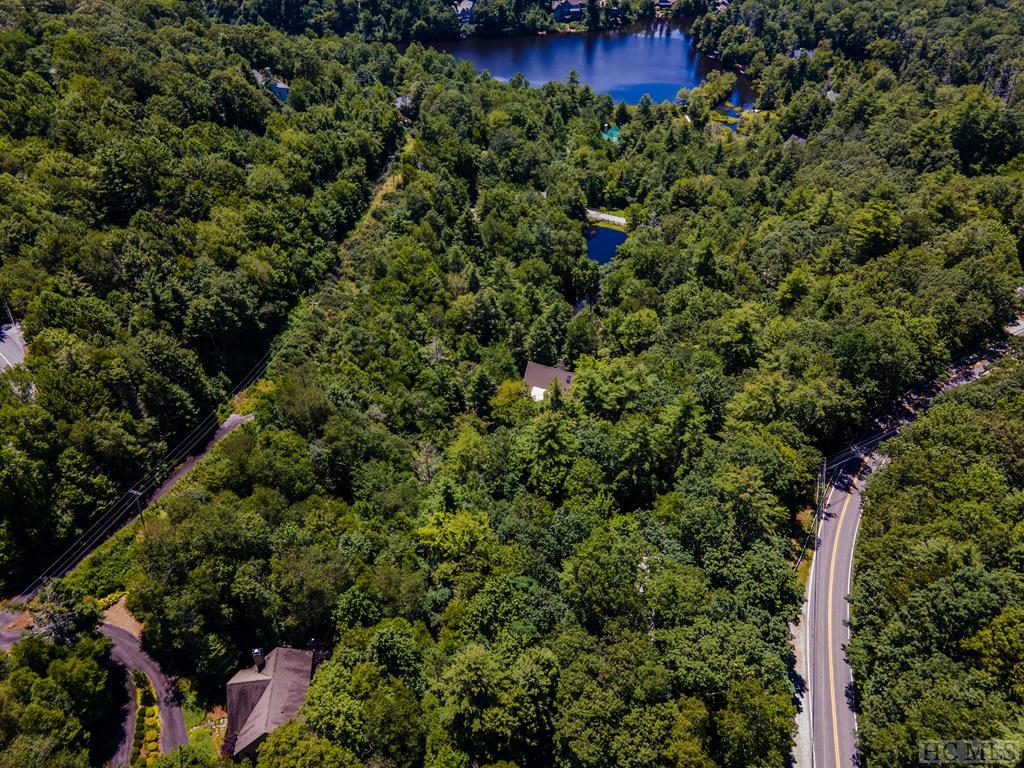 Lake Osseroga is a small gated lakefront community with its own pavilion with lake access and storage for canoes. The community is conveniently located between Cullasaja Club and Wildcat Cliffs. This lot has a driveway in place.