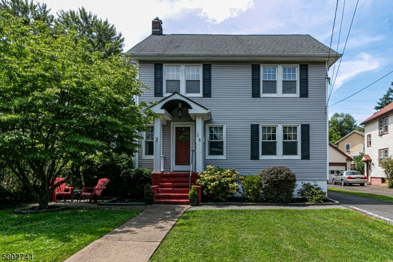 "THE AMERICAN DREAM~ABSOLUTE ""MUST SEE"" CENTER HALL COLONIAL with MODERN UPDATES and HOME OFFICE IN FANTASTIC LOCATION~Well maintained home in desirable neighborhood convenient to everything: town, top schools, shopping, parks & NYC trans. Move right into this special home boasting: 4 bedrooms, 2 full baths, powder room & 2-car garage. Open floor plan is ideal for comfortable living: living room w/fireplace, formal dining room, family/media room, updated kitchen w/breakfast area & granite countertops, stainless steel appliances, office/den, spa-like master bath & custom walk in closet, 2-zone HVAC, full basement w/laundry~utility~workshop~storage~wine room, walk up attic & more! Fenced in backyard w/patio & front patio are perfect for relaxing or entertaining.Seller inc. 1 yr home warranty. Click tour link."