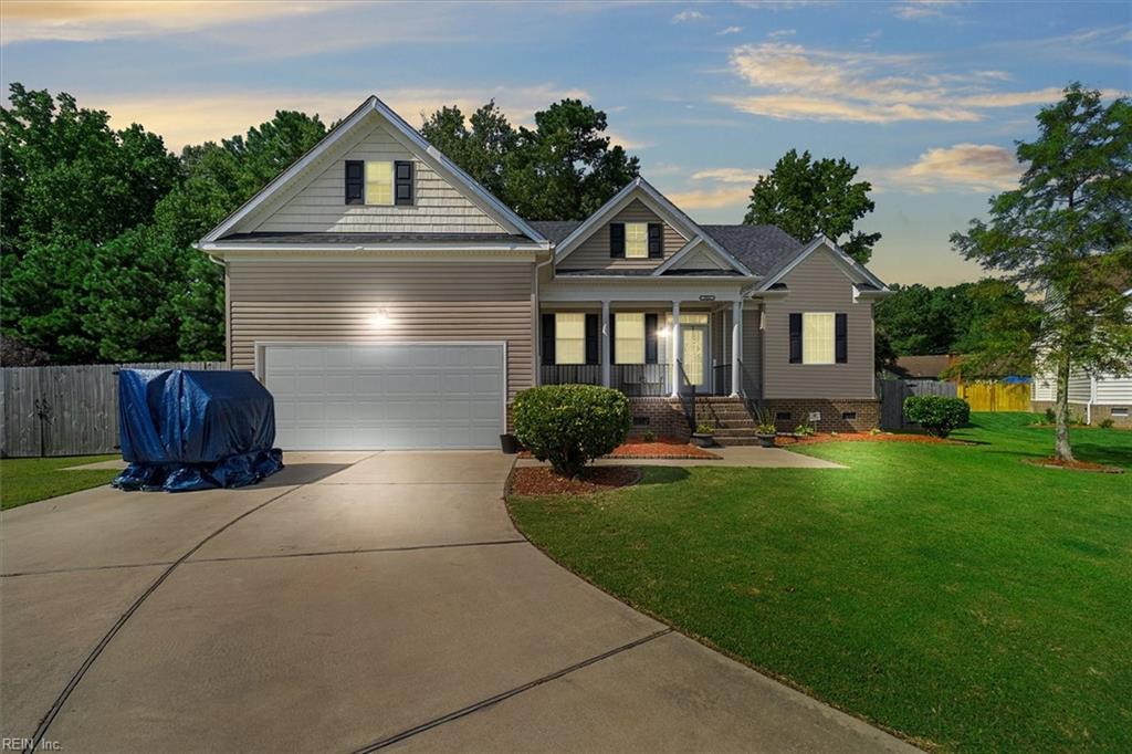 804 Ervin Court, Chesapeake, VA 23322