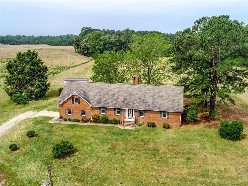 Beautiful Brick Home on 7 Acres