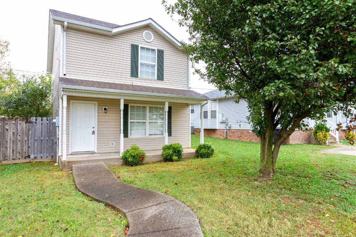 RED HOT MIDDLE TN!  NO HOA!!  MINUTES FROM SHOPPING, DINING AND MTSU!  COMPLETELY RENOVATED AND INCLUDES ALL APPLIANCES!  PLENTY OF PARKING!  NEW BATH FIXTURES!  NEW FLOORS!  NEW PAINT!  PRIVATE FENCED-IN BACK YARD!  NEW HVAC IN 2018!  THIS ONE IS ONLY ONE OF TWO GOING ON MARKET IN THE SUBDIVISION THIS ENTIRE YEAR!  BRING AN OFFER!