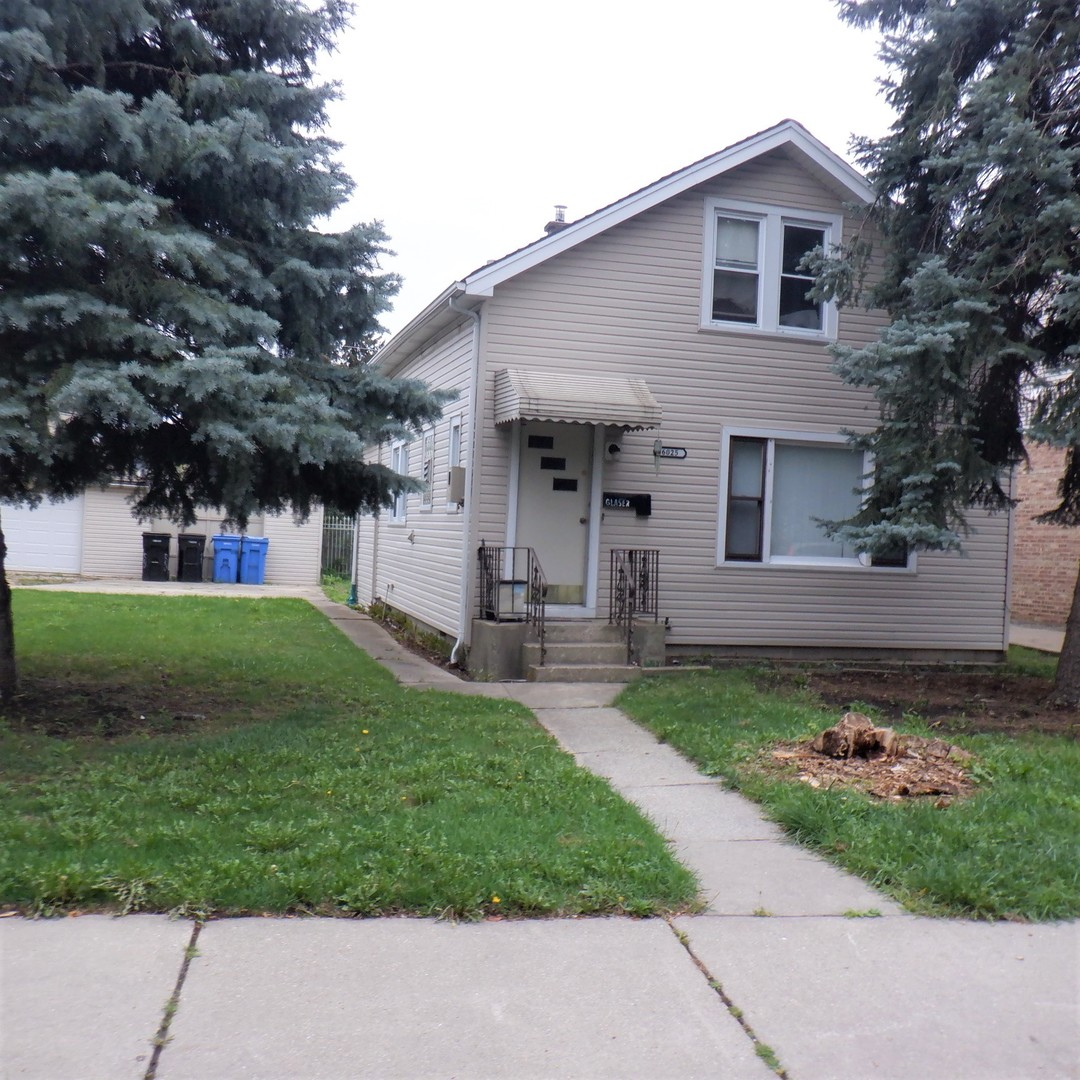 6025 N Canfield Avenue, Chicago, IL 60631