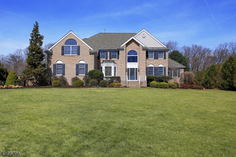 Understated elegance, gorgeous natural light, & neutral decor fill this young, open concept colonial.  An updated Kitchen opens to a Family Rm focused on a glowing fireplace lined in stunning views of the property. Indulge quiet moments in the window lined Conservatory with French Doors to the Office or elegant entertaining in gracious formal rooms off a 2-story Foyer. A butterfly staircase leads to 4 BRs with walk-in closets on the 2nd fl along with a Rec Room, Den & updated Baths. The finished Basement is perfect for casual fun with a home theater, wet bar & full Bath. 2 level acres with a beautiful pool & hot tub on a quiet cul-de-sac is the piece-de-resistance! Enjoy peace-of-mind w/ newer roof, HVACs, appliances, & whole house generator while being located just minutes to schools, HWYs & 3 town centers!