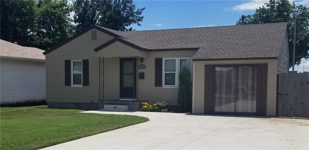2018:Hot Water Heater, Gas Range, Microwave/Vent, Double Concrete Drive, Landscaping and 2 new glass/screen doors. 2017: Siding and Windows 2016: Carpet, Kitchen Cabinets, Fence, Painted inside and out, Completely remodeled bathroom and kitchen, including new plumbing and electrical, New light fixtures/fan and New blinds on all windows. Other: HVAC 2012, Storage building 2011 and Roof 2010 Washer and Dryer stays! Owner Finance with 20% down!