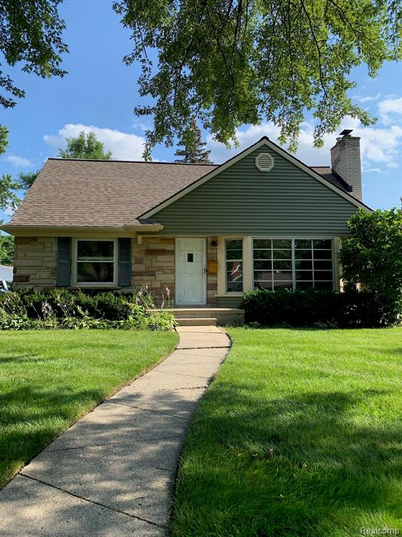 FANTASTIC LOCATION WITH AWARD WINNING BIRMINGHAM SCHOOLS. LOADED WITH UPDATES & UPGRADES THIS CHARMING BEVERLY HILLS VILLAGE BUNGALOW IS TURNKEY. AN ABUNDANCE OF LIGHT SHINES THROUGH WITH WINDOWS IN EVERY ROOM FEATURING A LARGE PICTURE WINDOW IN THE FAMILY ROOM. NATURAL HARDWOOD FLOORS THROUGHOUT THE ENTRY LEVEL. LARGE MASTER WITH ITS OWN AC UNIT & LOTS OF STORAGE. KITCHEN WITH NOOK AREA HAS GRANITE TOPS & CERAMIC BACKSPLASH. THE BRIGHT & SPACIOUS NEWLY FINISHED BASEMENT ADDS MUCH LIVING SPACE WITH A DESIGNATED LAUNDRY AREA & SECOND FULL BATH. DEEP & TRANQUIL BACKYARD WITH EXTRA DRAINAGE & NICE BIG DECK. THE FINISHED 1.5 CAR GARAGE IS HEATED WITH ITS OWN ELECTRICAL PANEL FOR EXTRA POWER. GARAGE ALSO HAS ITS OWN COVERED CONCRETE PATIO. EXTENSIVE USE OF RECESSED LIGHTS THROUGHOUT. SOLID CORE DOORS. NEW KHOLER TOILETS. EXTRA LARGE TANKLESS HOT WATER HEATER. UPDATED ELECTRICAL AND PLUMBING. PREPPED FOR EASY GENERATOR HOOKUP. ROOF & WINDOWS IN GOOD CONDITION. EXTRA INSULATION & MORE...