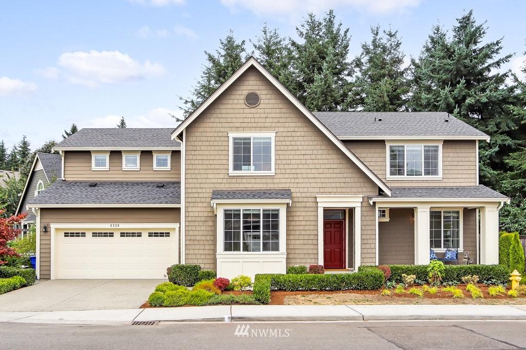 6326 119th Avenue SE, Bellevue, WA 98006