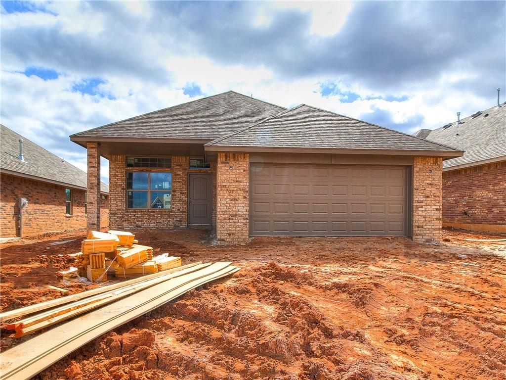 Come check out this fabulous new construction home built by long term Metro builder.  These energy efficient homes have granite, stainless steel appliances, spacious rooms, and fabulous finishes! They say location is everything, and this home is located minutes from Lake Hefner, Mercy Hospital, Paycom, Kirpatrick Turnpike, shopping, and restaurants.  Call and schedule your private showing today!