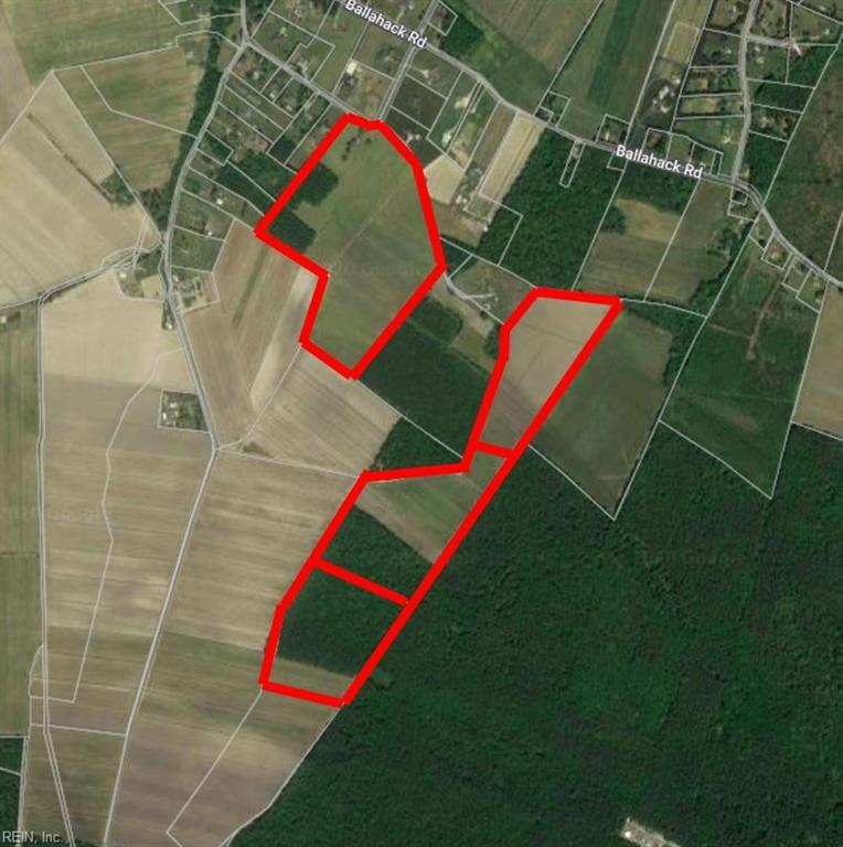 Possible development or come build your dream home on this beautiful farm located in the heart of Chesapeake. This area is perfect for horse farms, family farms and hunting. Total acreage consist of 106.5+- acres of farmland and timber. This listing consist of four g-pins as follows.1060000000040(46.5 acres),1060000000010(20 acres),1060000000070(20 acres),1060000000020(20 acres).The 46.5 Acre parcel sits on Bunch Walnuts and has an uninhabitable farmhouse and outbuildings. The existing 3- 20 acre parcels are attached by an easement and consist of agriculture and timber. Please contact the City of Chesapeake planning for specific development questions. This farm also sits between Hwy17 and the Chesapeake Expressway with easy access to Military bases , shopping ,schools and beaches.