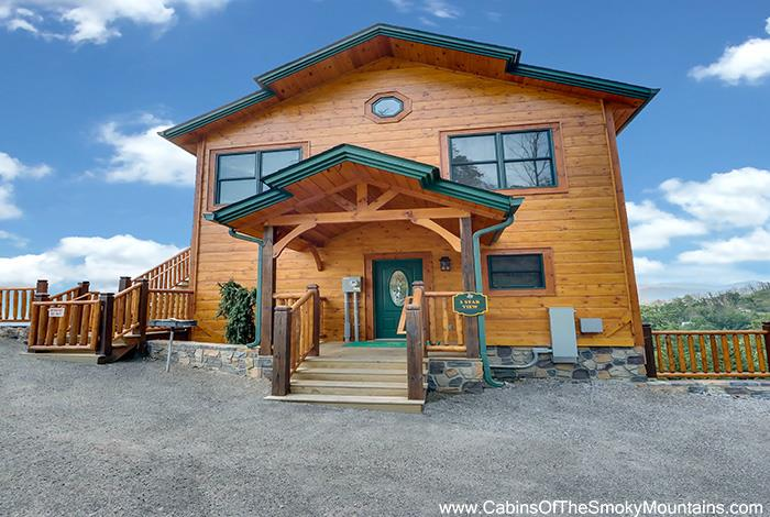 """Rebuilt in 2017 with spectacular views of the Smoky Mountains and projected to earn over $115,000 in rental revenue this calendar year, this is an impressive vacation rental investment opportunity! This beautiful 3 bedroom, 4 bathroom cabin with an upgraded floor plan already has $102,000 reserved for 2021, and is booking more each day! Located less than a mile from the Parkway in Gatlinburg, it is conveniently located to all the attractions the Smoky Mountains have to offer. Inside the cabin, you will find some of the most popular arcade games available including: the RUSH motion driving game, Police Trainer shooting game, a custom multi-cade, a 60"""" 4K HD Theater TV with upgraded sound, pool table, bunk beds, etc. Sellers have taken great care to stock the cabin with custom Amish hardwood furniture inside and out, with beautiful distressed oak outdoor seating made from materials that don't show damage. This 3 floor home has also been equipped with an upgraded emergency escape staircase upstairs! The cabin owners have also replaced the floor tile, the hardwood, and the carpet for an overall upgraded and luxurious feel- perfect for a vacation rental. This property books over 300 nights every single year, and 2021 currently has over 320 nights reserved! Selling fully furnished and ready to rent, potential buyers are set up and ready to begin earning the maximum potential income. Contact listing agent to schedule a showing today!"""