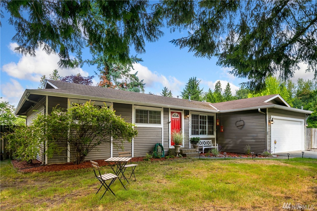 Location Location.. Did I say Location?! This turnkey rambler is perfectly situated in highly sought after Education Hill just moments to schools, parks, Downtown Redmond, Microsoft & everything else the Eastside has to offer. Lovingly updated along the way to include the kitchen & baths, Pergo flooring, large deck & expansive storage shed. Large dining room off of kitchen that opens to a light & bright family room & a comfortable vibe. Ready for you to move in and start making those memories.