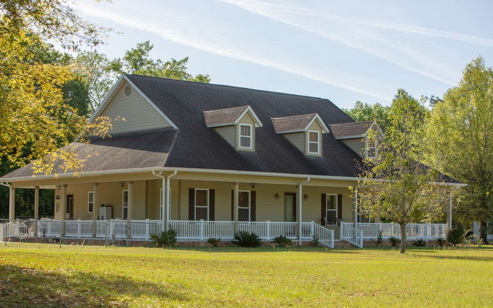 Homes on acreage for sale in North FL