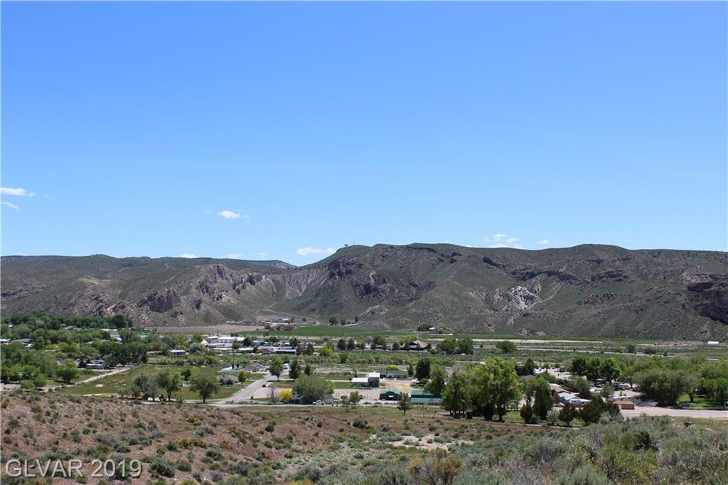 Highway 93  Hillside Residential, Caliente, NV 89008