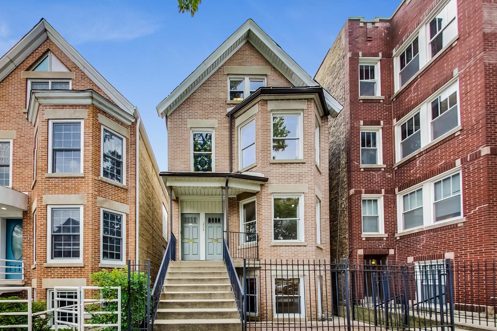 2713 N Marshfield Avenue, Chicago, IL 60614
