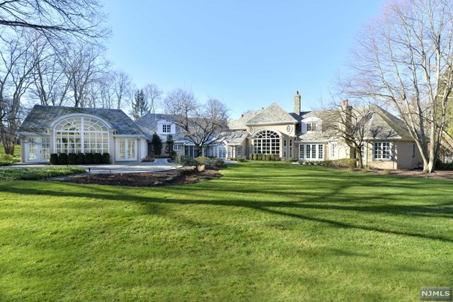 6.5 Acre Country Estate, Saddle River, NJ 07458