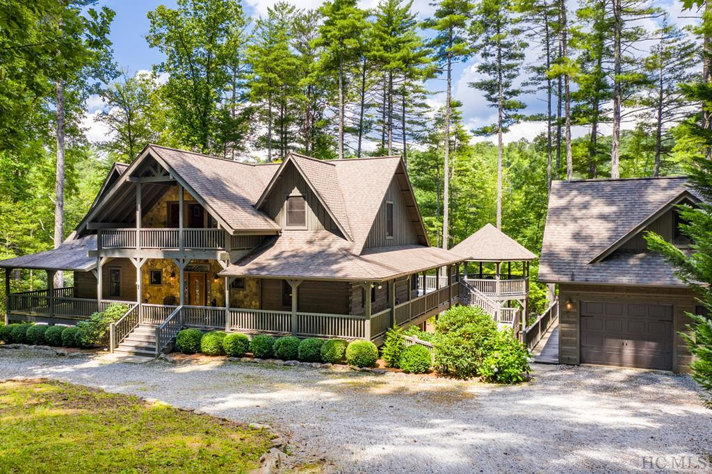 411 Whisper Winds Court, Sapphire, NC 28774