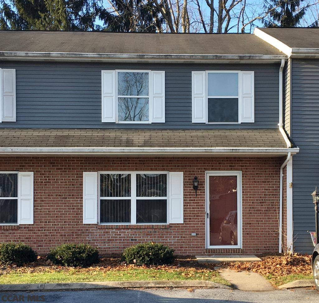 Excellent location. Conveniently located near shopping, restaurants, I-99 and just minutes from Penn State University. Well maintained condo! This spacious 3 bedroom, 1.5 bath home features a great eat-in kitchen with oak cabinets and a pantry. Whole house fan, partially finished basement with lots of storage space plus a nice back deck. 2 parking spaces included.