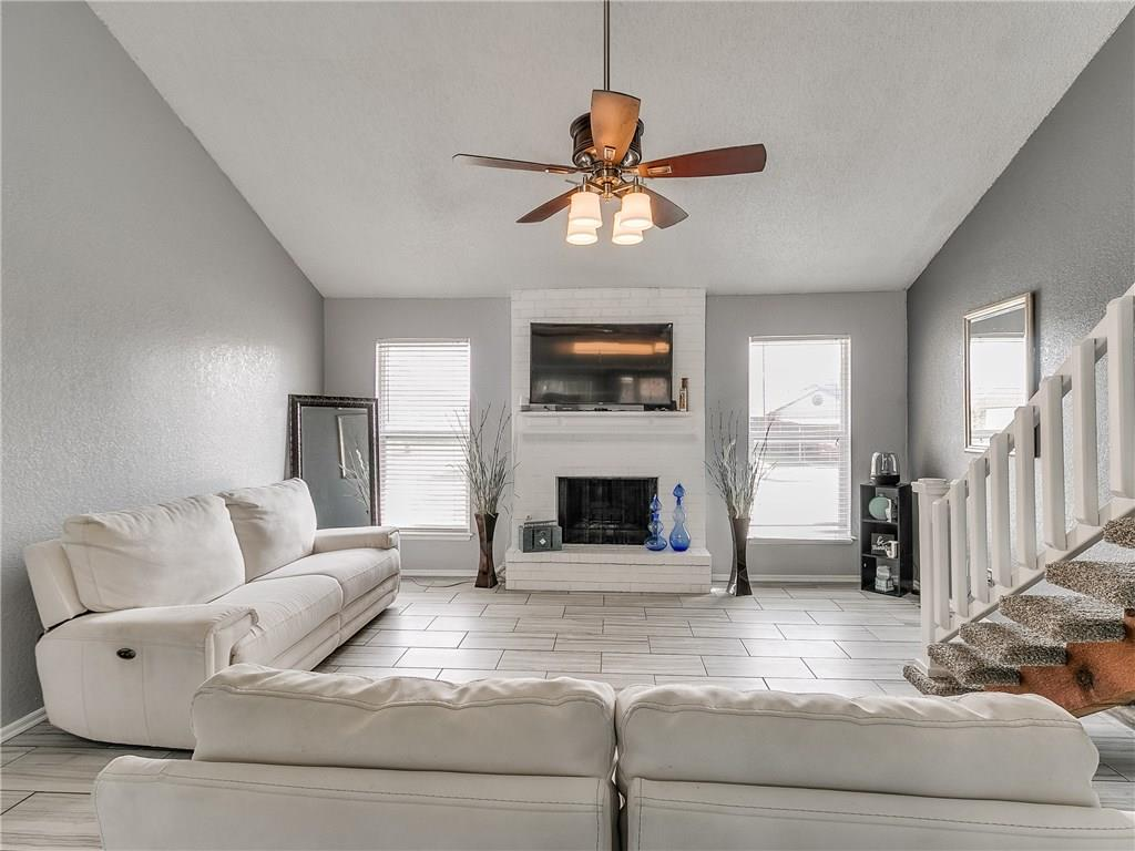 Ask me how to get this home with NO DOWNPAYMENT & other Great incentives!!! Micah Sims 405-305-7220...Plus, a Brand New sewer line has been put in, new duct work and you can see from the pictures there are MAJOR UPDATES!!! This House has had a Facelift & She's back on the Market!!! Beautiful tile marbling floors, brand new carpet, new exterior paint and roof with Gutters & Covers!!! Fresh modern colors, very spacious & perfect for Entertaining an enormous Bonus room with a turfed patio and wet bar!!  Bathroom Updates & beautiful colored granite!!  The house does NOT need piers and an inspection was done are repairs were made!!!  The Seller is Ready to Sell!!!