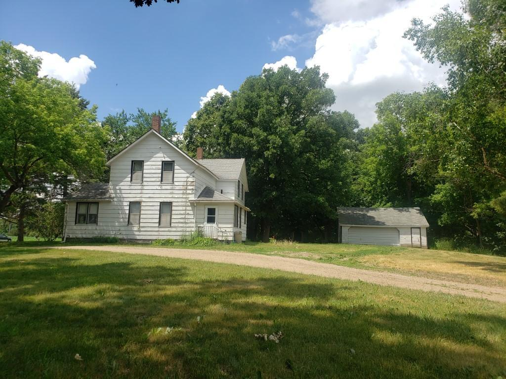 """This is your chance to have 12 acres with house and out buildings. The house is a fixer upper property is being sold """"as is"""" condition. Included with this property , house, Barn 32X60, Shed 20X37, Poll Barn 40X100, Shed 16X72. Legal description, property ID number and exact amount acres upon county and township split approval."""