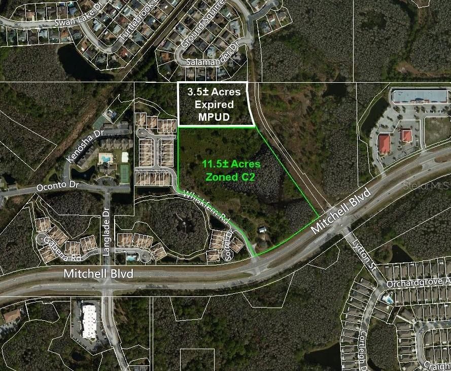 0 Mitchell Boulevard, Trinity, FL 34655