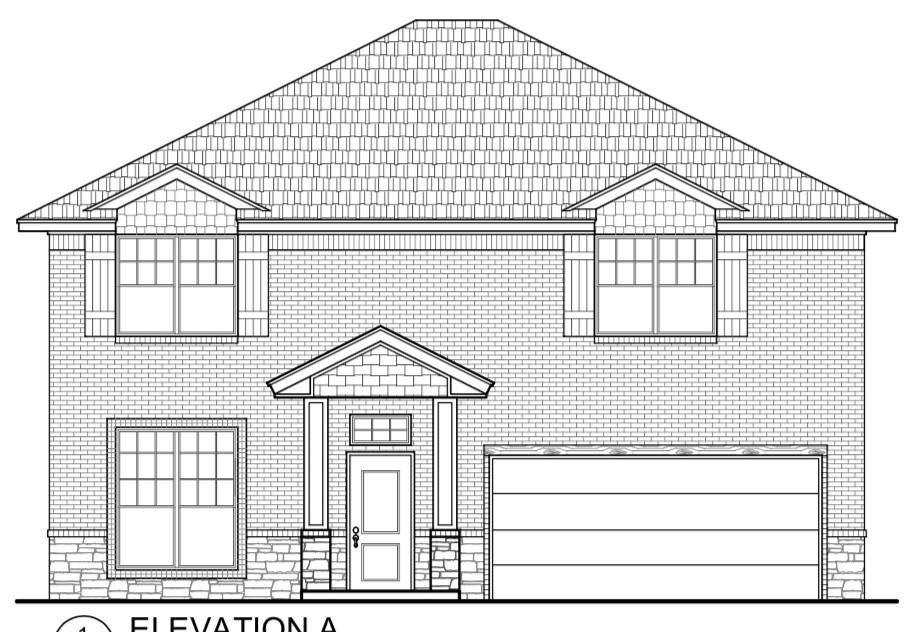 Please contact us for current construction phase, home can be reserved prior to completion. This 3 bedroom, 2.5 bathroom, 2 dining area home is located on an idyllic cul-de-sac homesite! Finishing touches will provide interior elegance and include under cabinet lighting, soft close cabinets, granite counter top, a 5 burner gas range, and more. This home will also include money saving features such as a tankless water heater, radiant barrier decking and LED lighting. An unfinished area of roughly 297sf is not included in the square footage and can be used for storage, or finished later by the homeowner.