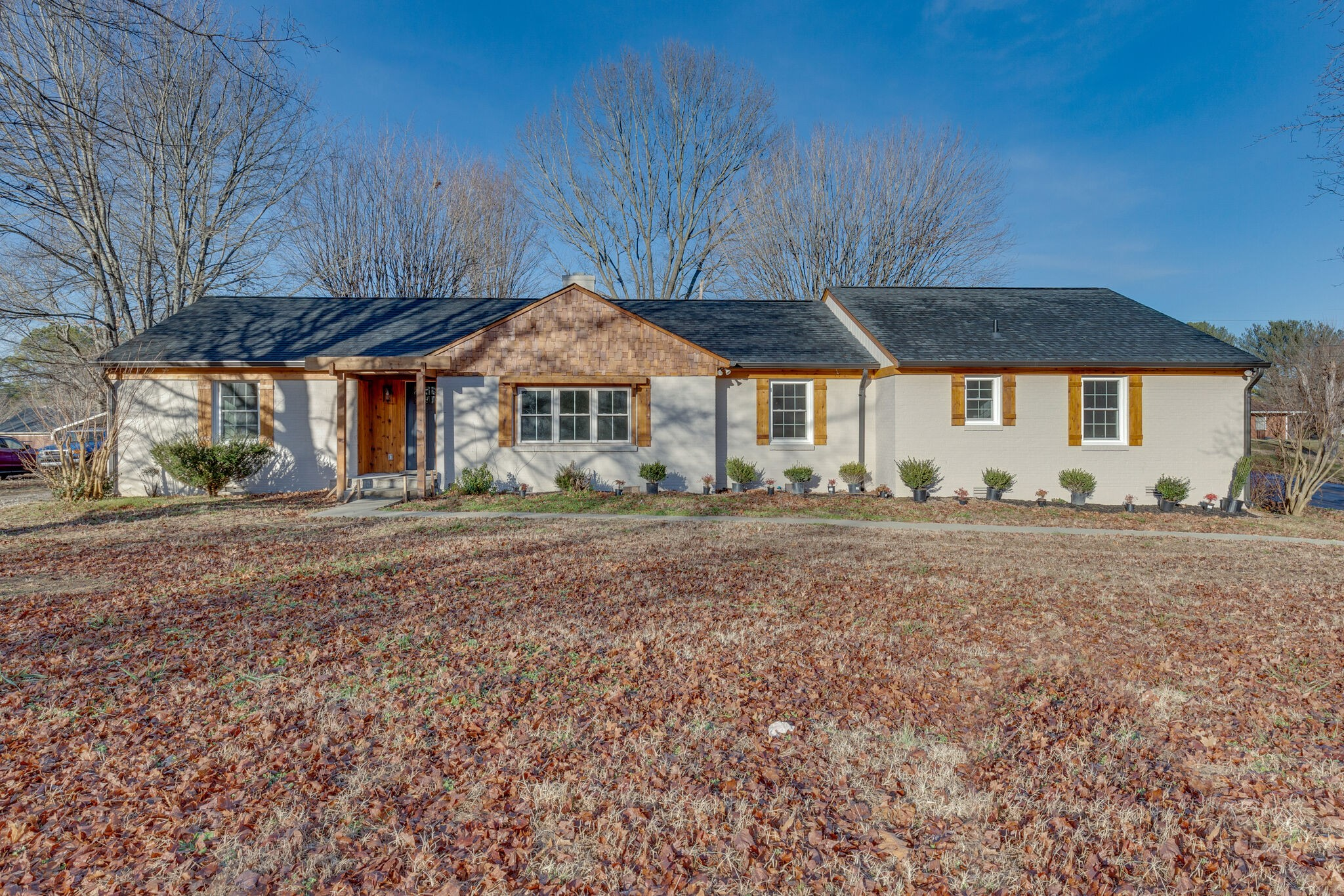 Totally renovated!  Open House on Saturday January the 16th.  Open 1PM  till 4PM