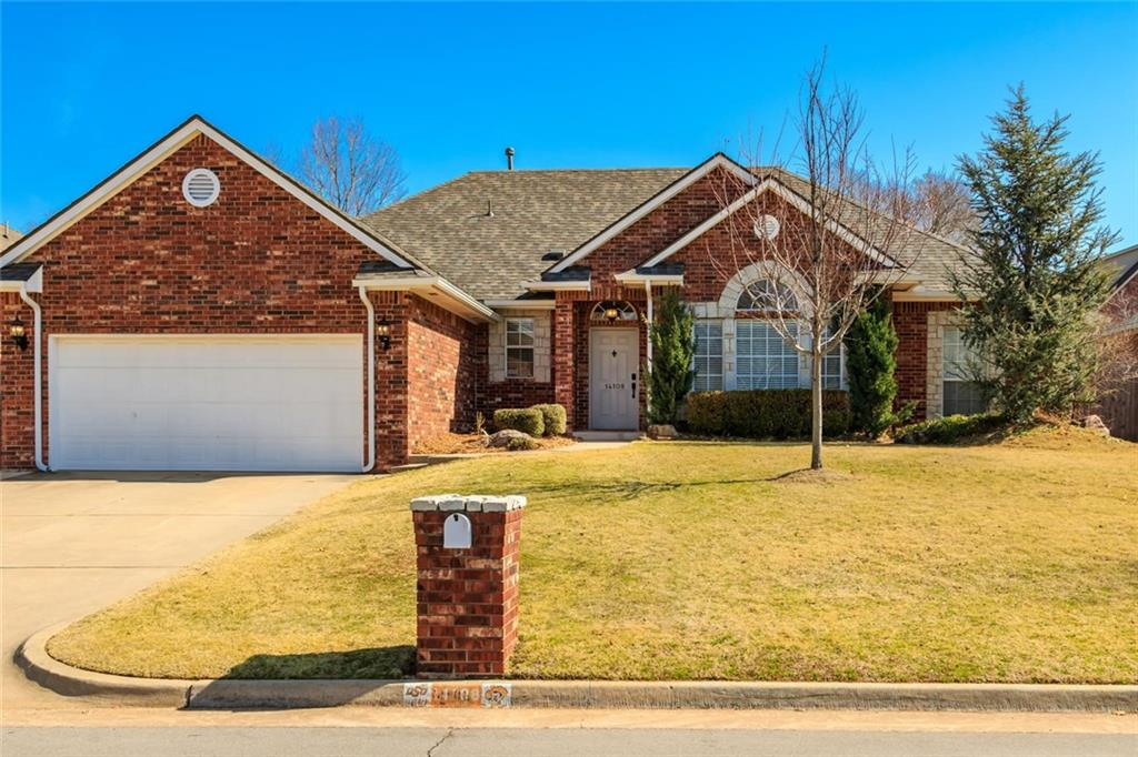 """Major """"WOW"""" Factor in this Dallas/Farm House with a contemporary flair! It is an immaculate 4 bed, 2 living 2 dining area single story dream maker! Complete with thick and stunning gratinate counter tops in this wide open Country kitchen.  Enjoy the view of the burning fire place from lovely kitchen.  Perfect split floor plan with master suite on one side and 3 bedrooms on the other side of home. This dwelling has a soaring ceiling in living room plus a picture perfect arched window allowing soft warm lighting through out upon entering property.  Home is ready to start making all those new memories in an inviting setting.  Come home today and start your new dream life! Lots of mellow mood setting areas for everyone and everything.  Name your terms, we'll make them work!  You will be so sad if you do not see it first.  That is a promise.  Check it out today, right now! Guaranteed to please,"""