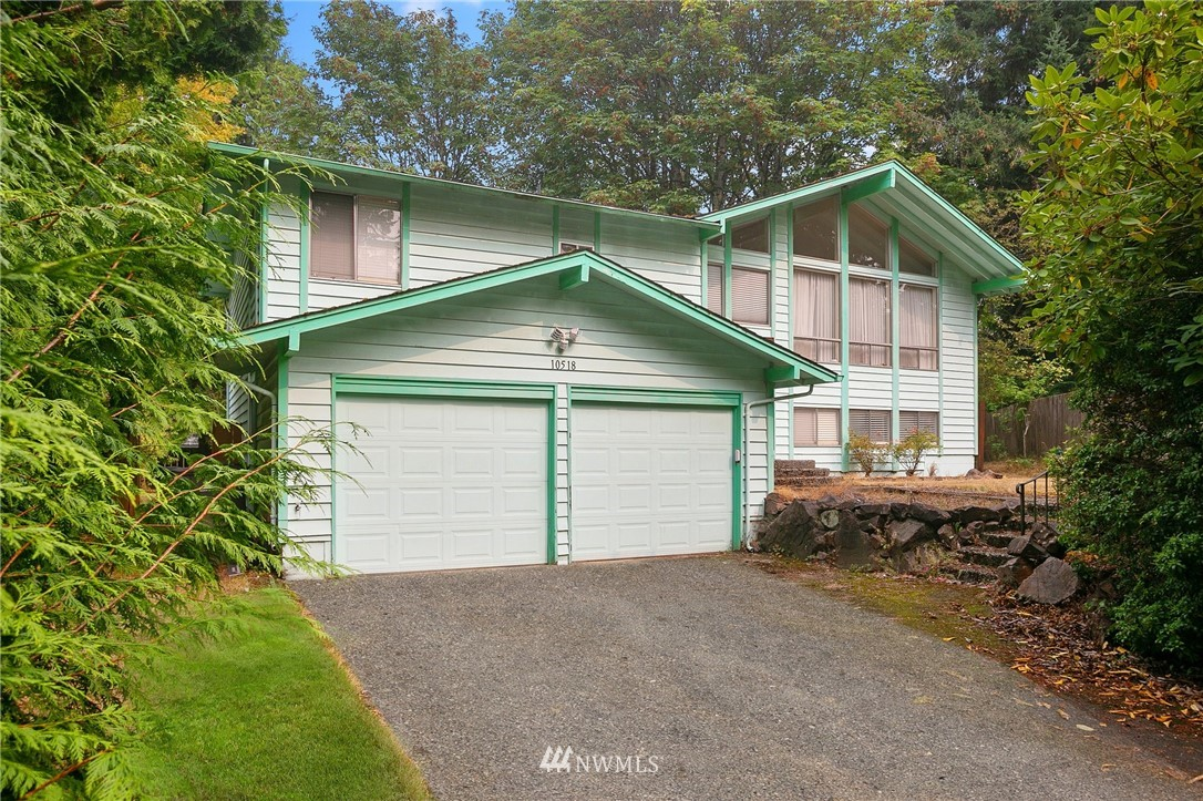 LOCATION, LOCATION! Coveted Education Hill split level. 4 bedrooms & 3 baths. 2-car garage. Sold as-is. Less than 1/2 mile to award-winning Mann Elementary, Redmond Middle, Redmond High, Hartman Park & Meadow Park. Unbeatable location near Microsoft, Redmond/Kirkland downtown, upcoming light rail, Highway 520 & 202. Great walk-ability, close to trails & parks. Large lot. A little sweat equity will provide terrific value! The right neighborhood & a great opportunity in this charming home.