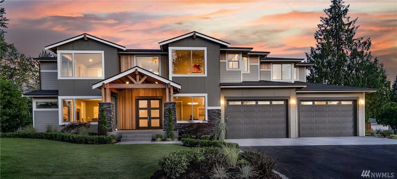Unrivaled living in Maple Valley! Welcome to Maple Lux Estates, where modern, elegant building designs and luxurious finishes meet absolute privacy and serenity. With the Coulon Shores Plan from luxury homebuilder, Atera Homes, your 4,306 sq. ft. oasis perfectly fits your contemporary aesthetic, while your magnificent 5.23 acre estate allows you to decompress and disconnect from all your urban stresses. Live your very best life in the environment you deserve! Act quickly, 6 available.