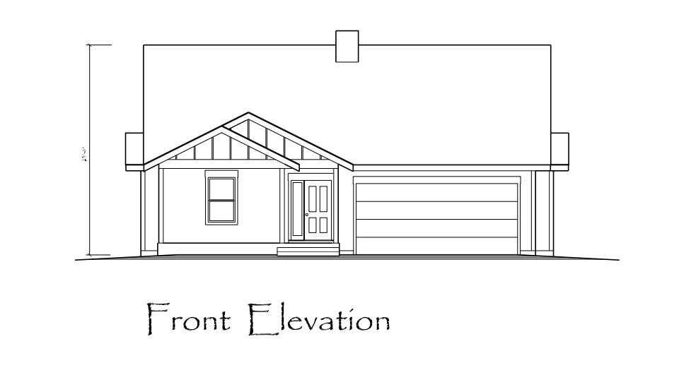 New Construction by K III Construction LLC on over 2 acres.  This Home features 3 Bedrooms, 2 Baths with an attached 2-Car Garage.  The Home is finished with circular sawn engineered hardwood floors, vaulted ceiling, fireplace, Granite counters and quality trim package.  Full appliance package including Stove/Microwave, Dishwasher, Frig, and a Garbage Disposal. Helical Piers were used in the foundation application.