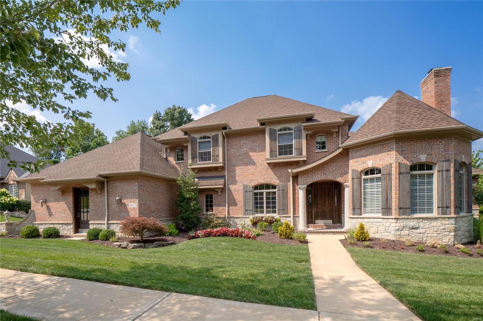 16917 Todd Evan Trail Road, Chesterfield, MO 63005