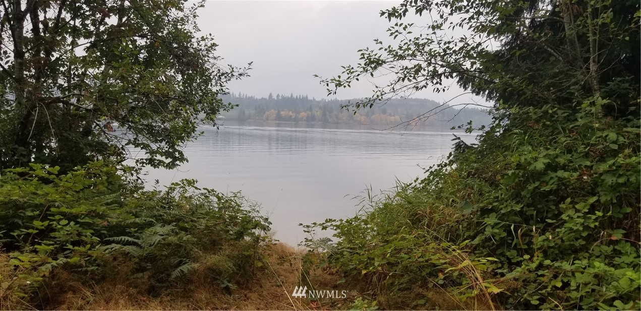 3 acres on Mayfield Lake. There is a flat building site. Seller will drill a well and install septic at an additional price. Gentle slope walk to lake.