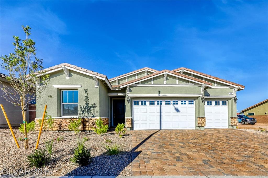 Beautiful BRAND NEW Toll Brothers home in the heart of the Cadence master planned community!  This home features Kitchenaid stainless appliance package, upgraded granite countertops, security system, tile & carpet upgrades throughout, upgraded Kohler plumbing fixtures, 12' sliding door leading to your relaxing covered patio!  This home is a must-see!