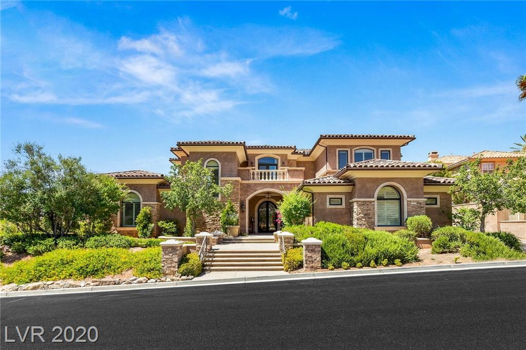 2 Via Vittorio Place, Henderson, NV 89011