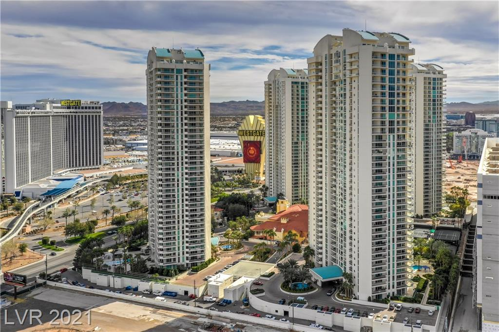 EXCEPTIONALLLY APPOINTED PENTHOUSE WITH INCREDIBLE VIEWS OF THE LAS VEGAS STRIP & VALLEY**UNIT HAS BEEN NEWLY RENOVATED WITH NEUTRAL COLORS AND A MODERN DESIGN**KITCHEN WALL HAS BEEN PARTIALLY REMOVED & A WALK-IN WINE ROOM INSTALLED**COMMERCIAL APPLIANCES & SLAB FLOORING**WINDOW COVERINGS ARE CUSTOM & OPERATE BY REMOTES**FURNITURE IS NEGOTIABLE**