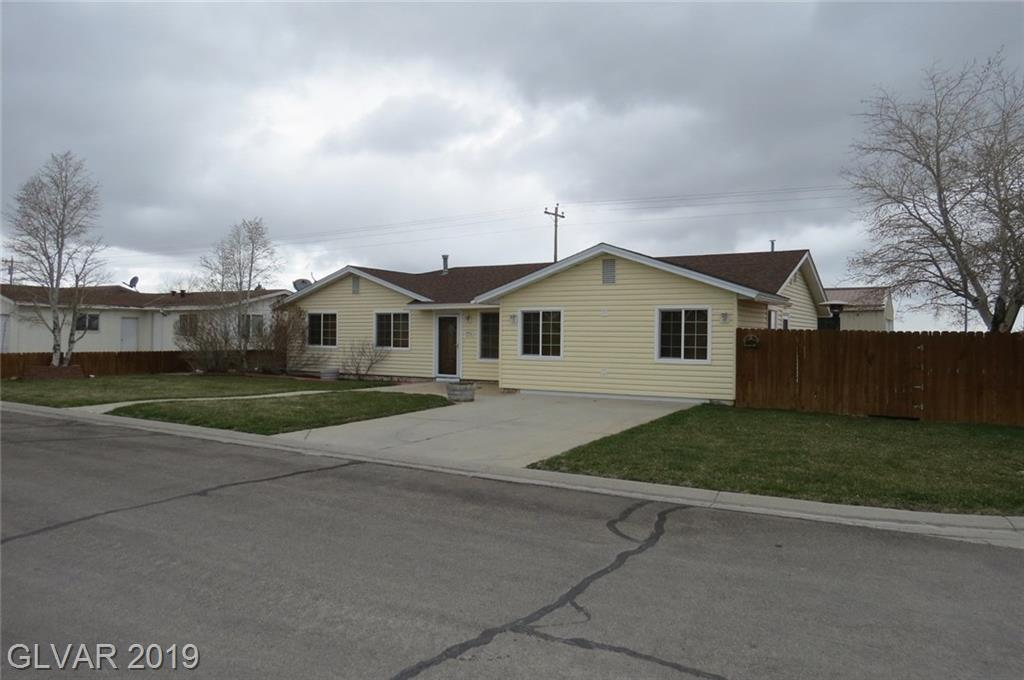 770 104th North Street, Ely, NV 89301