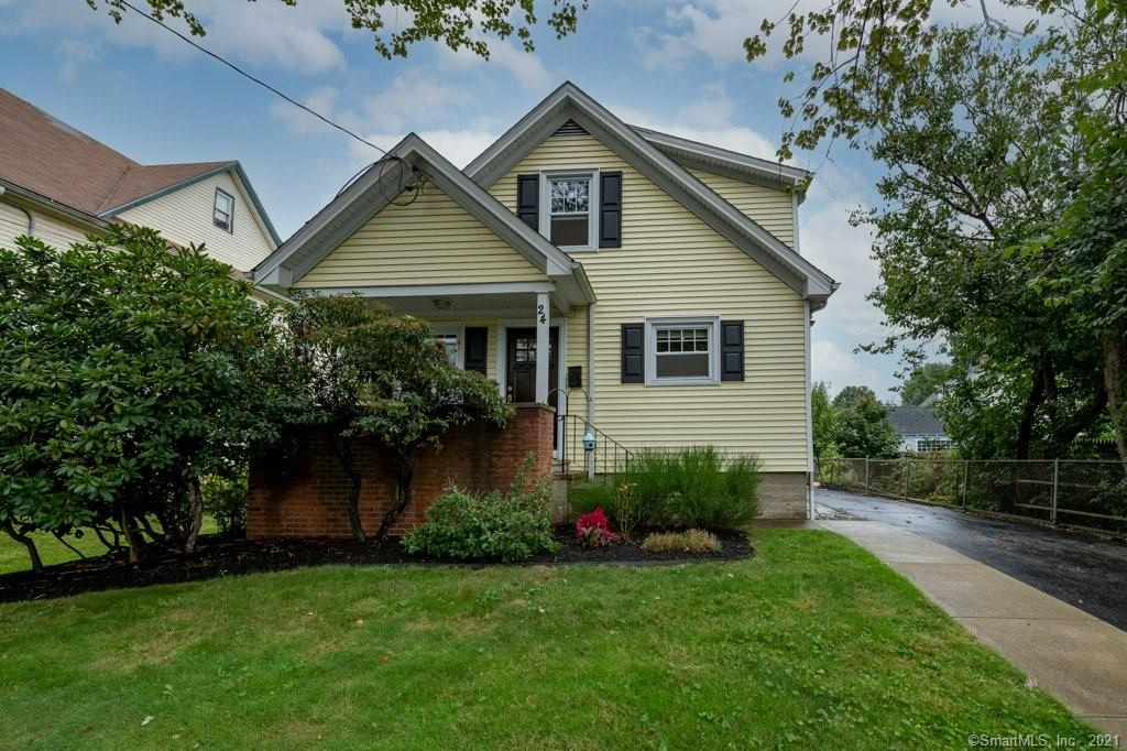 This storybook Cape is located in the heart of much sought-after Fairfield, CT. This 1300 sq/ft 3 bed 2 bath home, with a 650 sq/ft newly finished basement is a must-see. A newly renovated home with an updated kitchen and bathrooms, as well as a brand new electric panel, furnace, and water heater. The renovated kitchen with a nearby breakfast nook that has direct sight into the living room gives this home a smooth layout throughout. This Cape is located only two blocks from the wonderful Tunxis Hill Park and is also less than five minutes from all shops and plazas. Located just one and a half miles from the Fairfield Metro Station, this home is perfect for a quick commute into Grand Central.