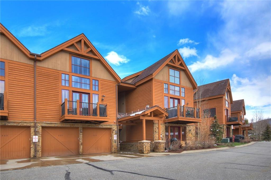 "This three bedroom + loft condo has been immaculately maintained & sleeps up to 11! It is conveniently located just minutes from Keystone, A-Basin and ""town"", yet has a private feel as is nestled against Nat't Forrest land with trails directly out the back door. The 1 car garage and plenty of storage will keep your mountain toys ready to go whether you're a local, weekend warrior or investor. This unit comes mostly furnished so just show up with your suitcase and start playing in the mountains!"