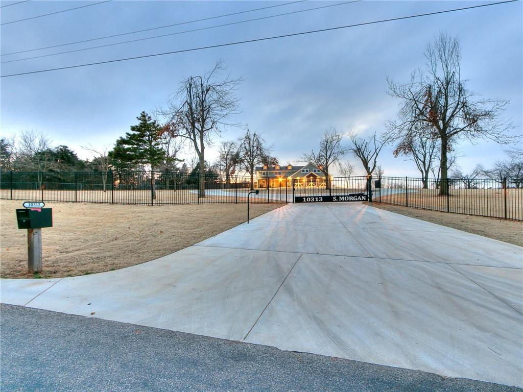"""Amazing Property! This original part of this home was built in 1977, however, it has been completely rebuilt, and doubled in size.  Ask Realtor for Updates & Upgrades list, as there are too many to list here. Complete driveway has been redone with 5' of concrete on 6"""" of gravel, which should handle anything.  Electric gate with battery backup.  The garage is almost 1300 SF, and could easily fit more than 3 large vehicles.  Entire home has spray foam, and new low e windows throughout.  High efficiency HVAC Systems, one new in 2020. Plumbing and Electrical all updated.  Huge utility room with mud bench, tons of storage, space for extra fridge or freezer, and half bath.  All new kitchen features granite, copper sink, ship lap, all soft close cabinets & drawers, pull outs, & lots of work space & storage.  Master bedroom suite is stunning with wood floors, fireplace on a timer, huge deck to see the beautiful sunsets, large bathroom with heated floors, huge closet, and a bonus room."""