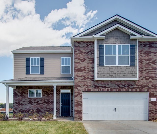 BEAUTIFUL 2 STORY BRICK HOME 4 BEDROOMS 2.5 BATHS  OPEN CONCEPT -GROWING MAURY COUNTY GREAT SCHOOLS, MINUTES TO I-65 AND SATURN PKWY, CLOSE TO SHOPPING, A MUST SEE  NEW FLOOR PLAN  Belfort H NOTE  APPOINTMENT ONLY SHOWINGS UNTIL FURTHER NOTICE CALL AGENT TO SCHEDULE