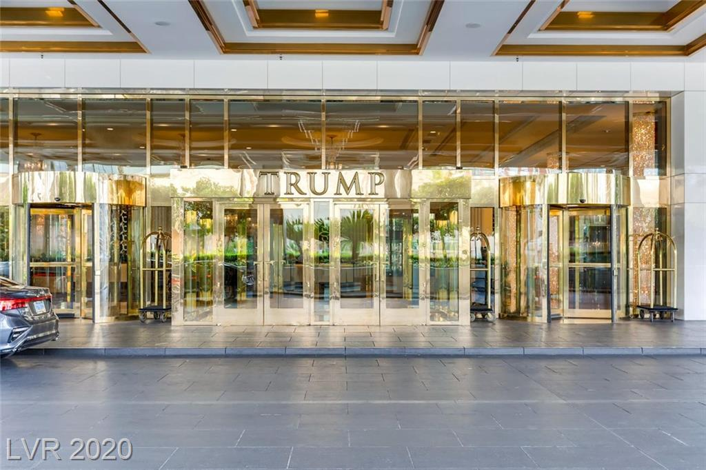 *BEAUTIFUL UNIT IN TRUMP TOWER*PREMIUM CORNER UNIT WITH UNRESTRICTED VIEWS OF THE CITY & MOUNTAINS*FLOOR PLAN IS OPEN WITH CROWN MOLDING & BUILT-IN ENTERTAINMENT CENTER*KITCHEN HAS BUILT-IN SUBZERO STAINLESS STEEL APPLIANCES & A BREAKFAST BAR*MASTER SUITE IS LARGE & BATHROOM HAS DOUBLE SINKS, A MAKE-UP TABLE & LARGE JETTED TUB WITH SEPARATE SHOWER*TOWER AMENITIES INCLUDE VALET PARKING, ACCESS TO POOL, FITNESS CENTER, SPA & MORE*