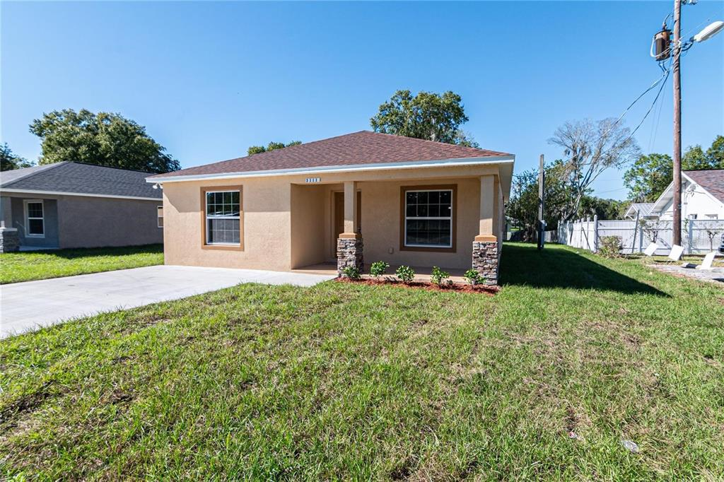 Under Construction. Under Construction. Under Construction. ***Completion Date END OF October.*** Our popular Kingston Floorplan offering 3 bedroom, 2 bath, 1,300 SF bungalow, located in the growing downtown Plant City area. This model includes a 5 x 25 covered front porch with stacked stone pillars. Inside laundry &  storage room located just off the kitchen. HUGE 12.4 x 15 Master Suite, 12 x 16.8 Great Room 12 & 10 x 12 formal dining area. 7 ft breakfast bar, Custom Crafted kitchen & bath cabinets Granite countertops, Delta faucet plumbing trim package, New Frigidaire appliance package, White Subway Shower Tiles in both baths, 50 energy-efficient LED can lights throughout, Argon Gas filled double-paned vinyl windows, 30-year Dimensional Shingle roof & Energy Efficient AC with 5 years manufactures warranty. All our homes come with a 10 year structural warranty.** No HOA or CDD, 5 Minutes from I-4 for easy access to dining and shopping. ***Pictures are of a previous build.***
