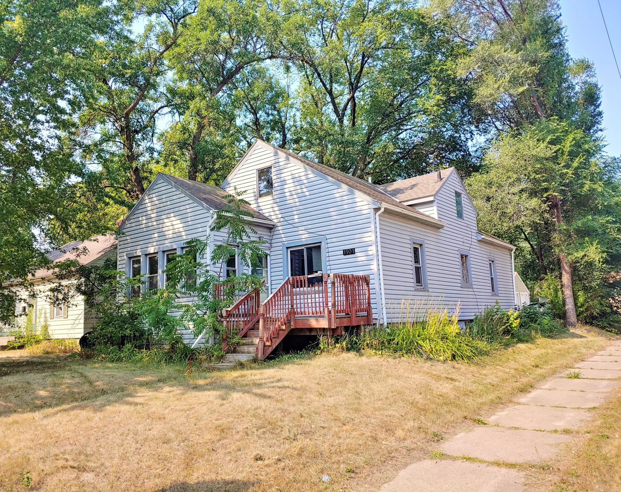Great income property or single family home! Easy to rent, walking distance to SCSU. All conveniences within a block of this property.