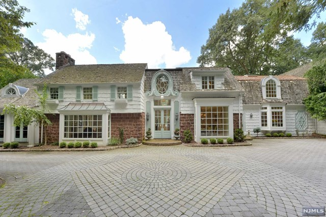 Country French Chateau, Saddle River, NJ 07458