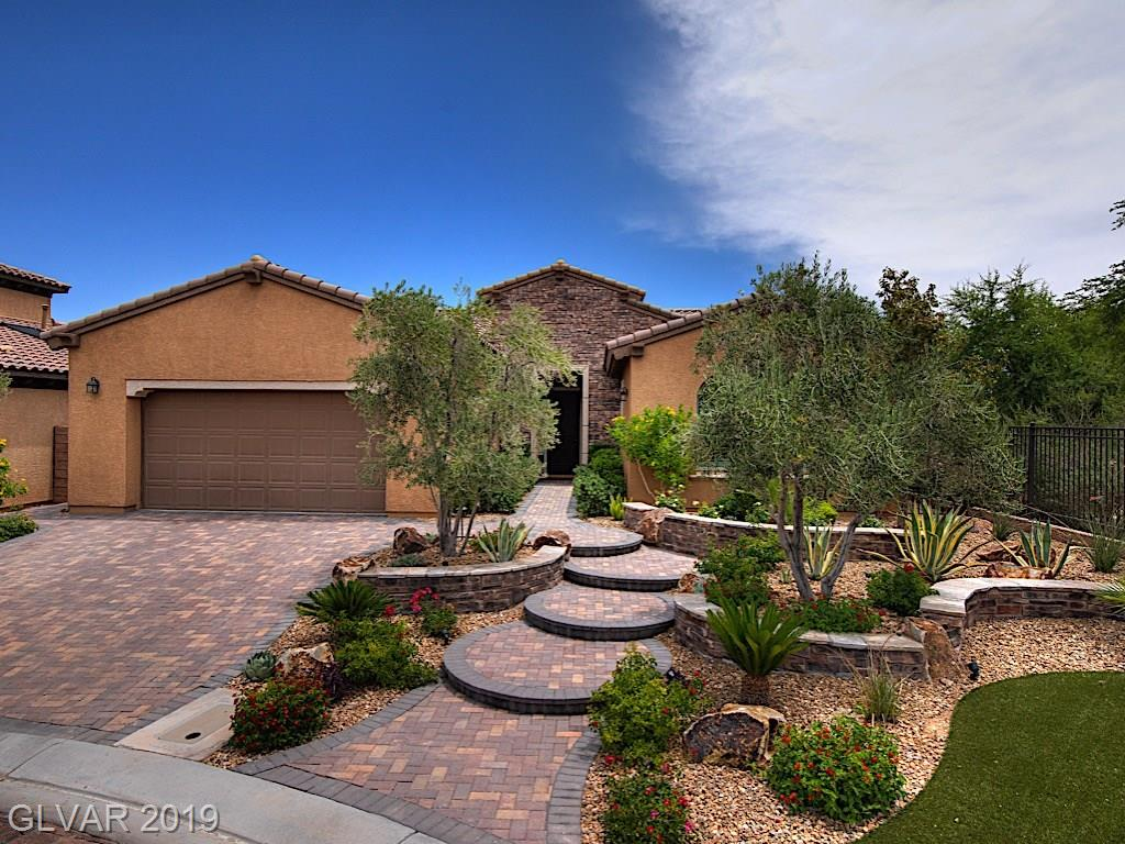 4 DURINI Court, Henderson, NV 89011