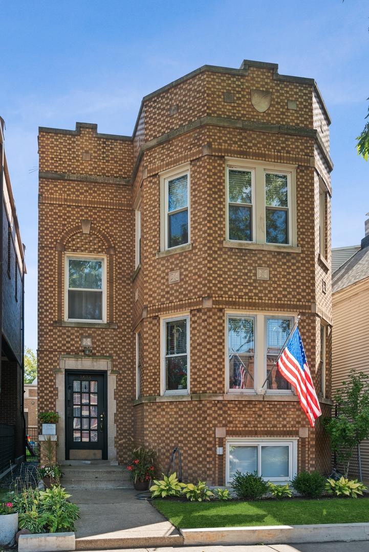 3633 N Leavitt Street, Chicago, IL 60618