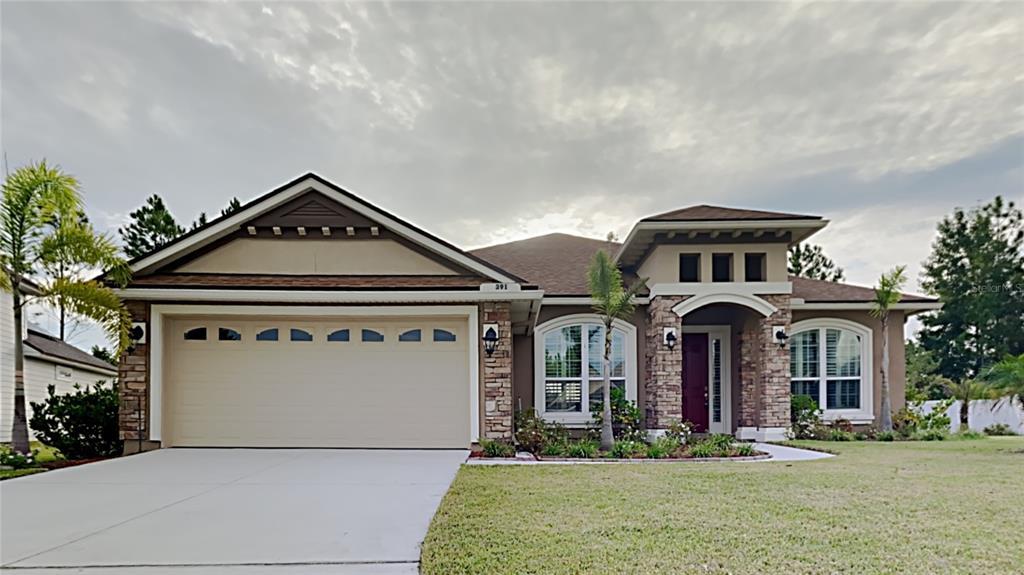 391 Jennie Lake Court, Saint Augustine, FL 32095